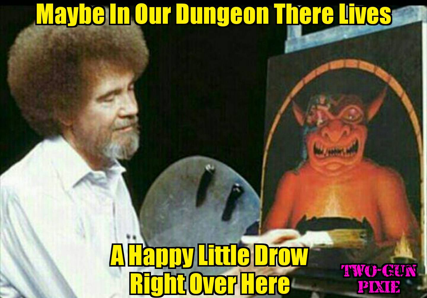 Bob Ross Facts Funny Quotes Jokes Images And Video Submit Your Own