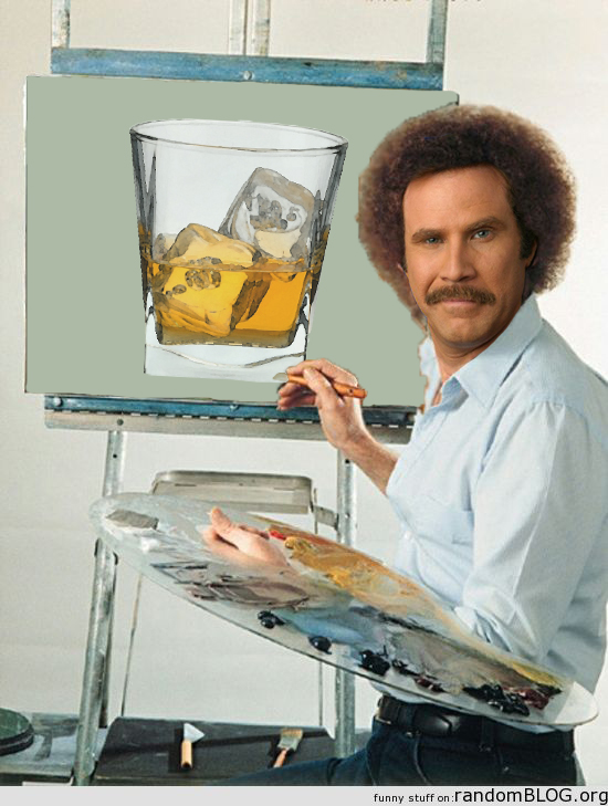 Bob Ross Funny Quotes